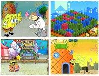 Juegos online de Bob Esponja