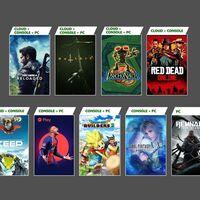 'FIFA 21', 'Red Dead Online', 'Final Fantasy X/X-2' y 'Psychonauts', entre los títulos que llegan a partir de hoy a Game Pass