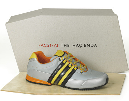 FAC 51-Y3, un homenaje a La Hacienda