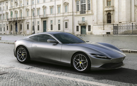 ¡Dolce Vita! El Ferrari Roma es un nuevo cavallino coupé 2+2 con motor V8 y 620 CV