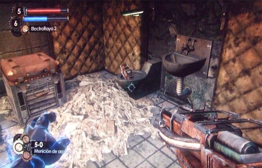 Foto de 'Bioshock 2': guía (Interior de Persephone) (12/34)