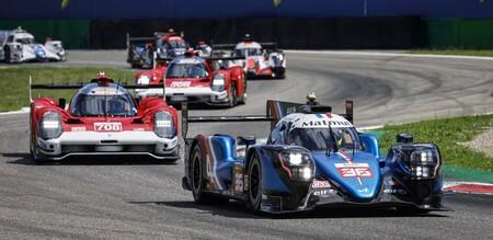 Alpine 6 Horas De Monza 2021