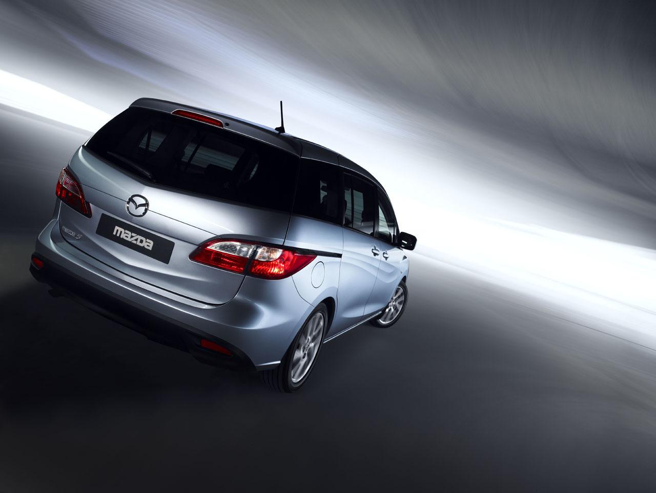 Foto de Mazda5 2010 (6/121)