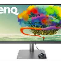 BenQ PD3420Q: un nuevo monitor con buen perfil de color para los fotógrafos por debajo de los mil euros