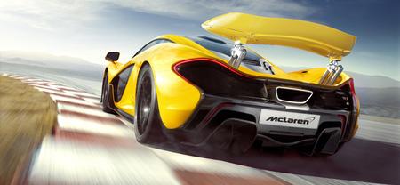 No leas esto o se te escapará el McLaren P1 que vuela por Nürburgring Nordschleife