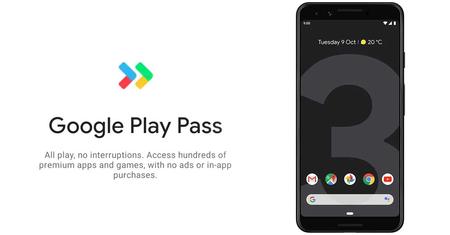 Google Play Pass Lanzamiento Oficial