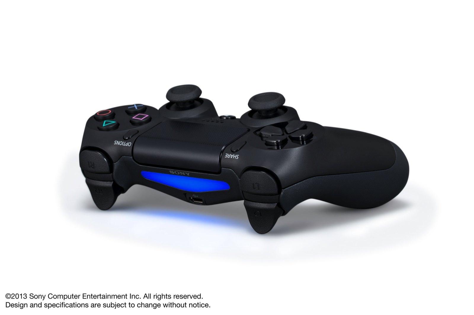 Foto de DualShock 4, el nuevo mando de PS4 (1/14)