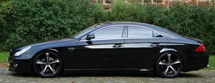 Mercedes CLS55 por Inden Design