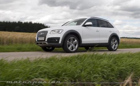 Audi Q5 2012, presentación y prueba en Múnich (parte 2)