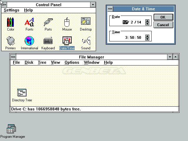 Foto de Windows 3.0 (3/5)