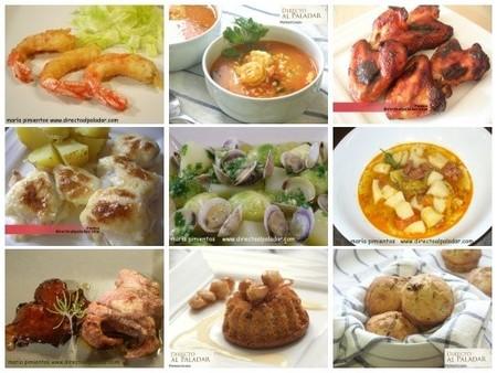 El Menú Semanal en Directo al Paladar, del 1 al 7 de diciembre