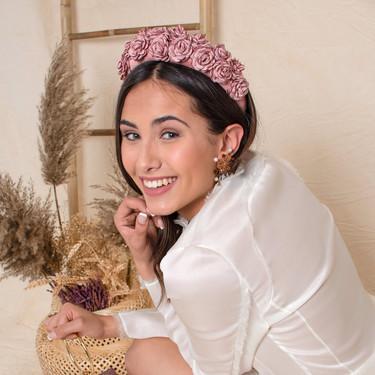Diademas, mascarillas, bolsos, pendientes...los complementos artesanos de Mibúh son tan ideales que van a transformar tu look
