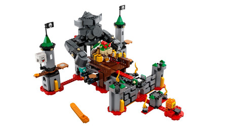 Bowser Lego