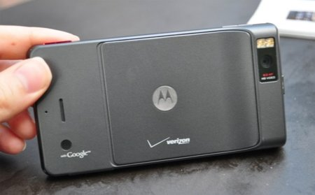 Motorola Droid X, llega la primera toma de contacto