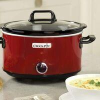 La olla de cocción lenta más vendida en Amazon es de Crock-Pot y está rebajadísima hoy en Amazon