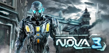 N.O.V.A. 3 ya disponible para Android