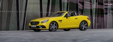Mercedes SLC Final Edition, el final del camino para un modelo inolvidable
