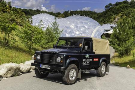 Land Rover Defender eléctrico convence en sus primeras pruebas
