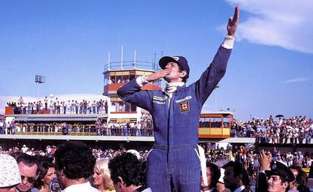 Jody Scheckter Wolf 1977