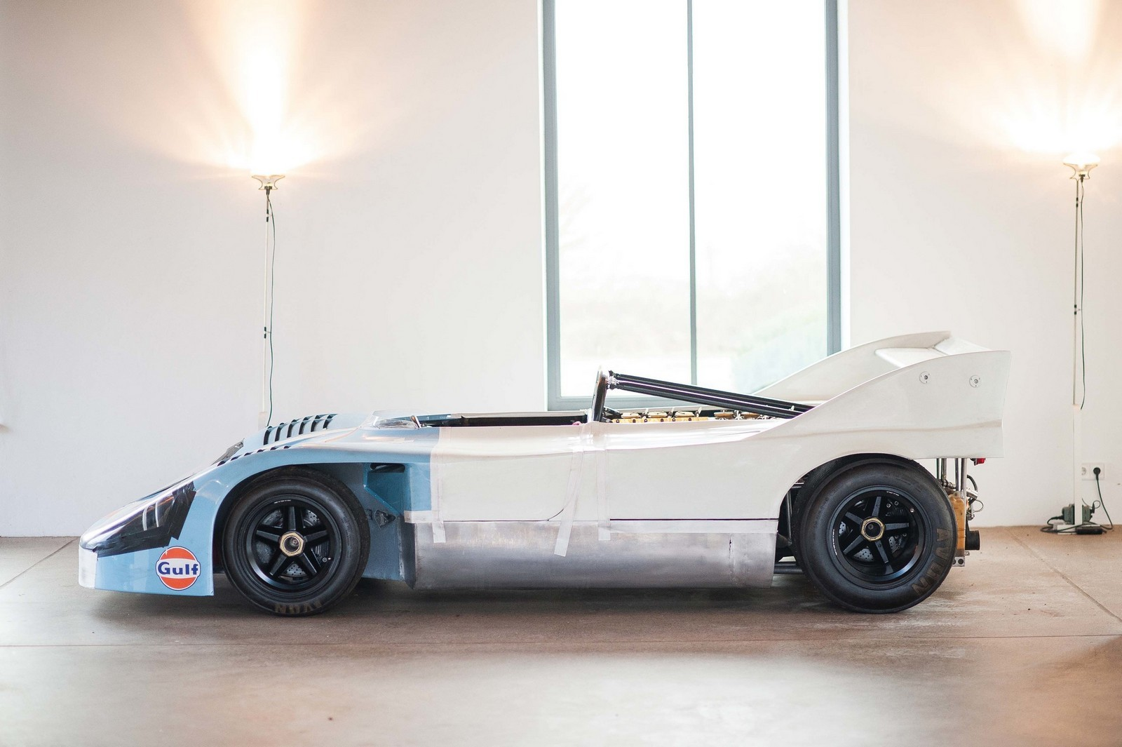 Foto de Prototipo Porsche 917/10 Spyder (1/12)