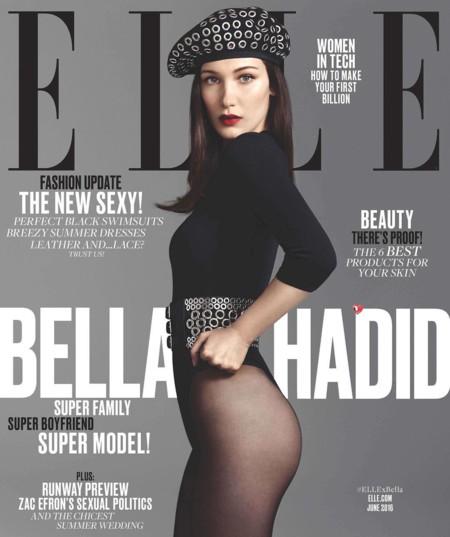 Elle USA: Bella Hadid
