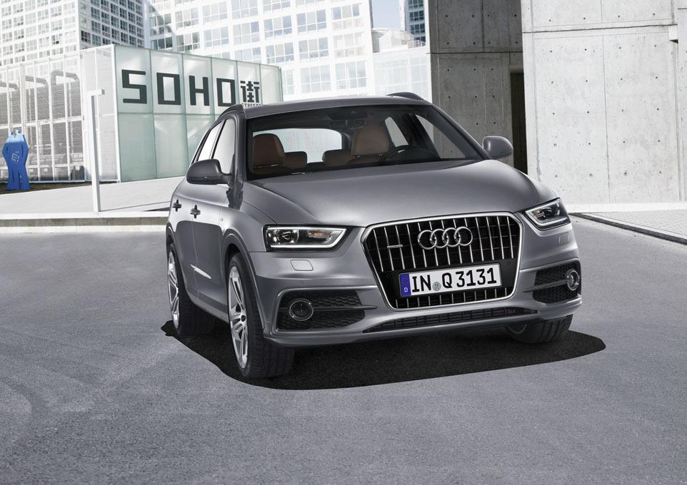 Foto de Audi Q3 oficial (13/31)