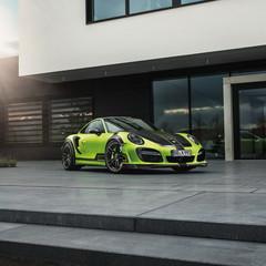 Foto 6 de 15 de la galería techart-911-turbo-gtstreet-r en Motorpasión