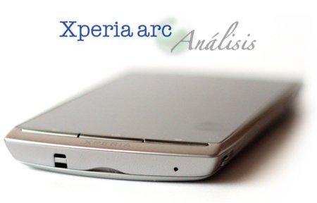 Sony Ericsson Xperia Arc, análisis (I)
