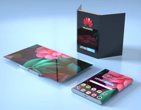 Huawei Patente