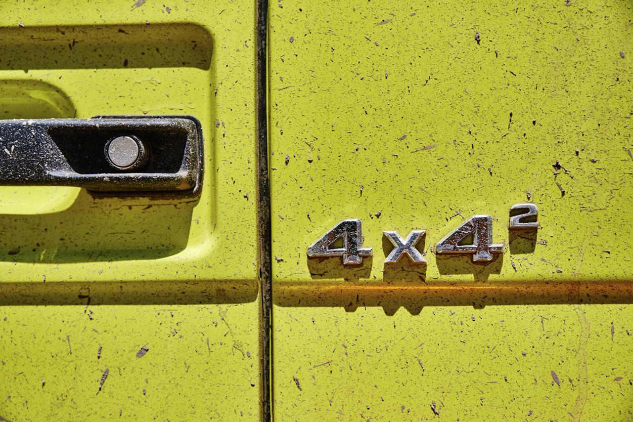 Foto de Mercedes-Benz G 500 4x4², toma de contacto (10/127)