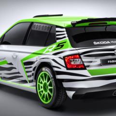 Foto 2 de 3 de la galería skoda-fabia-r5-concept en Motorpasión