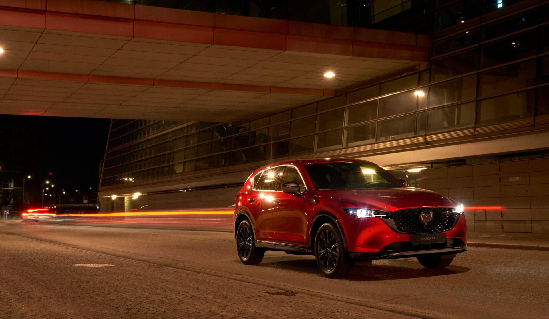 Foto de Mazda CX-5 2022 (16/29)