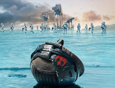 'Rogue One: Una historia de Star Wars', la película