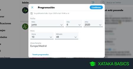 Cómo programar mensajes en la web de Twitter o guardarlos en borradores