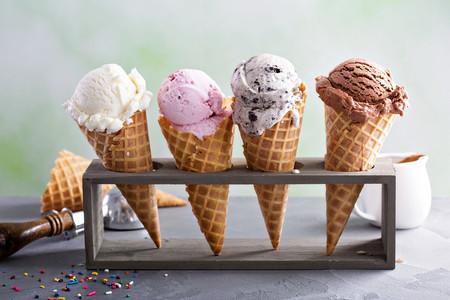Helados artesanos vs helados industriales: ¿son diferentes en su perfil dietético?