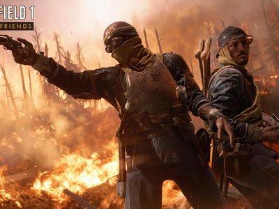 Así es Premium Friends, la nueva función del Premium Pass de Battlefield 1 para compartir los DLC de pago