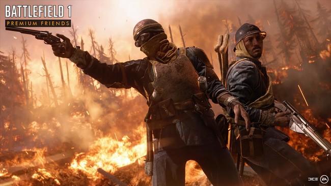 Battlefield 1 Premium Friends