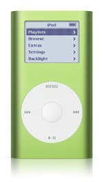 Los nuevos iPod Mini