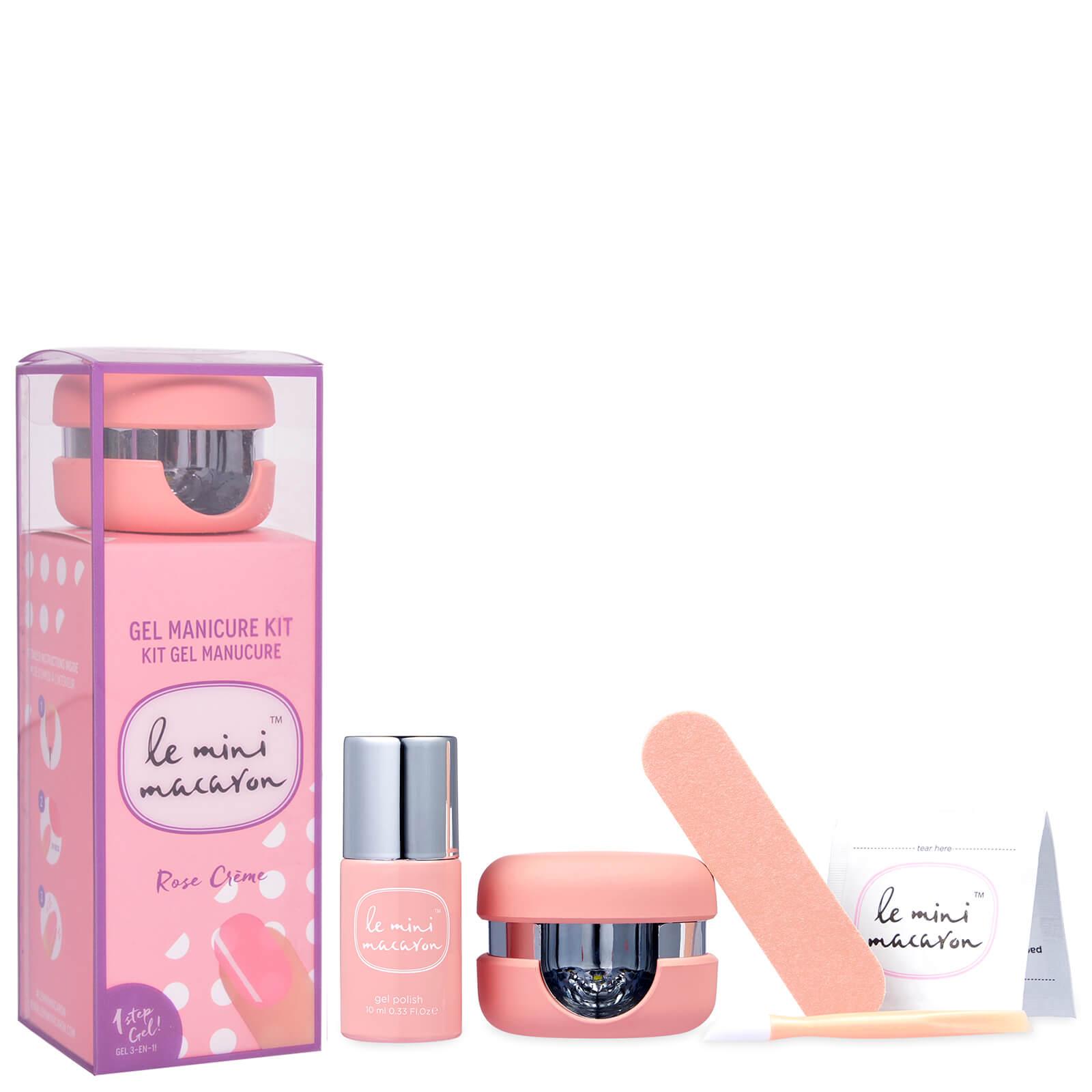 Kit de manicura en gel de Le Mini Macaron - Rose Crème