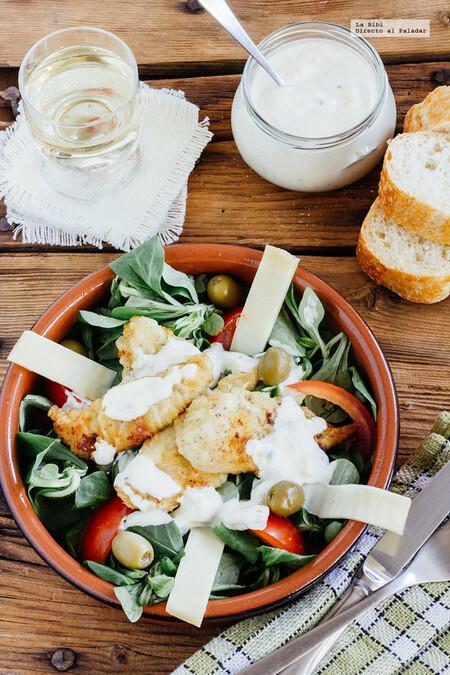 11 recetas de ensaladas frescas para disfrutar esta primavera