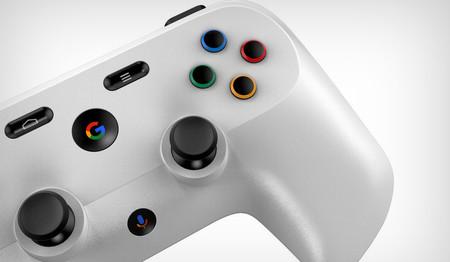 Así sería el mando de la consola de Google: aparece un render basado en la patente