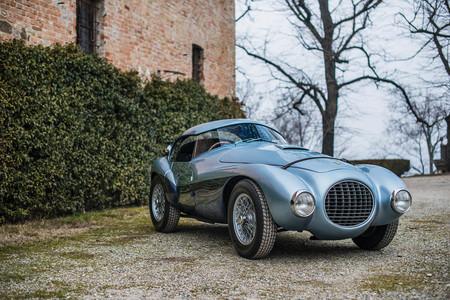 Este extraño Ferrari 166 MM 'Uovo' vuelve a ver la luz tras 20 años de cautiverio