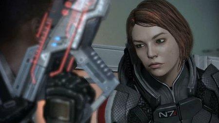 'Mass Effect 3': ayuda a Bioware a elegir el aspecto de Shepard como mujer