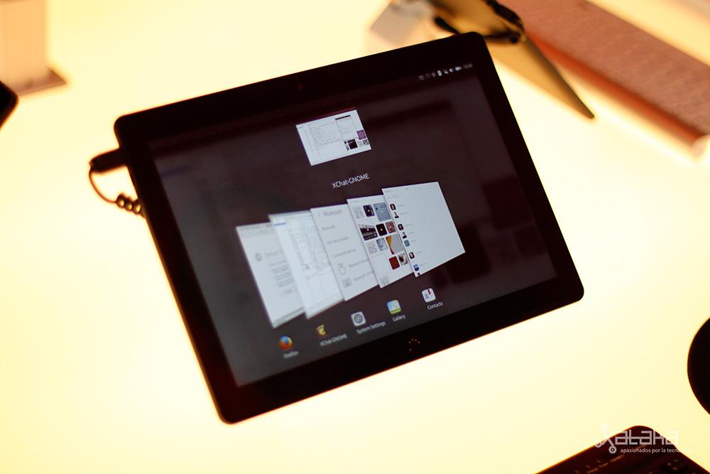 Foto de Canonical y Ubuntu en MWC16 (10/23)