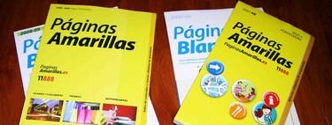 El fin de una era: Páginas Amarillas no publicará su guía telefónica nunca más y busca su futuro en digital
