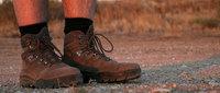 El cuidado de los pies del caminante