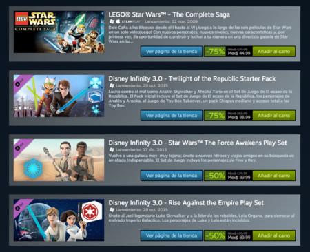 Star Wars Juegos