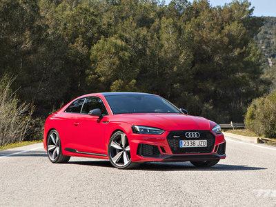 Audi RS 5 a prueba. Un cupé de 450 CV que sacrificó su carácter para ganar en agilidad y precisión