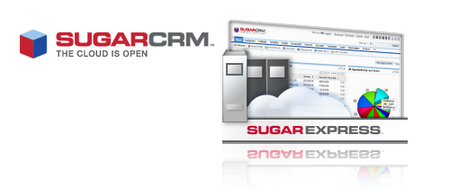 Sugar Express CRM, alternativa bajo demanda al CRM de Sugar