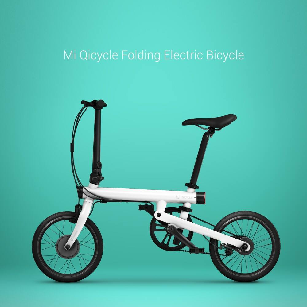Foto de Qicycle Electric Folding Bike (11/16)